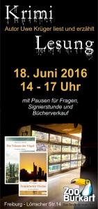 Krimilesung in Freiburg